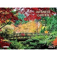 Japanese Garden 2021: Kalender 2021