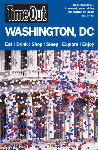 Time Out Washington D.C. (Time Out Guides) (Time Of France South Out)