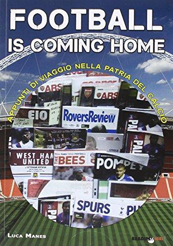 Football is coming home. Appunti di viaggio nella patria del calcio
