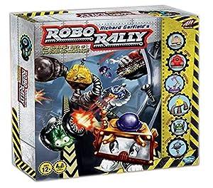 Avalon Hill / Wizards of the Coast b89051000-Robo Rally-Edition 2016-Juego de Tablero