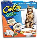 CitiKitty Cat Toilet Training Kit 3