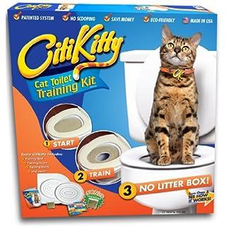 CitiKitty Cat Toilet Training Kit 10