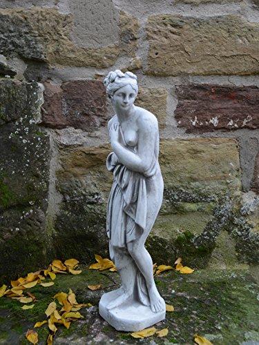 gartendekoparadies.de Herrliche Statue Venus aus Steinguss, frostfest