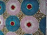 1yard kitenge chitenge pagnes afrikanischen Stoff