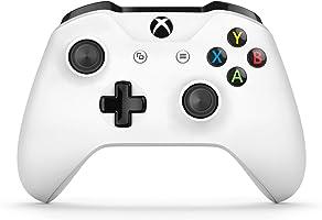 Microsoft Xbox One Kablosuz Oyun Kumandası, Beyaz [Xbox OneWindows 10 ]
