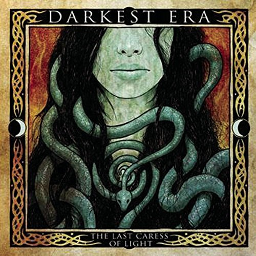 Darkest Era: The Last Caress of Light (Audio CD)