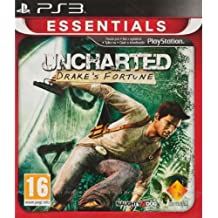 Uncharted: Drake's Fortune: Playstation 3 Essentials [Importación Inglesa]