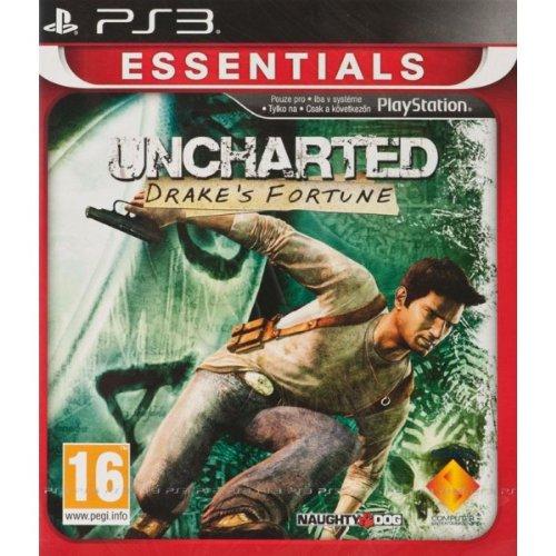 Uncharted: Drake's Fortune: PlayStation 3 Essentials (Playstation 3) [Edizione: Regno Unito]