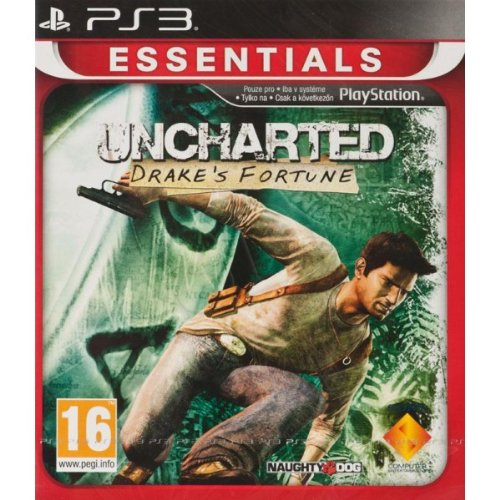 Uncharted: Drake's Fortune: Playstation 3 Essentials [Importación Inglesa]