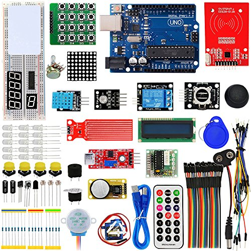 Viewtek KT0002 - Kit Arduino RFID d'Apprentissage & débutant - Arduino RFID Learning Kit
