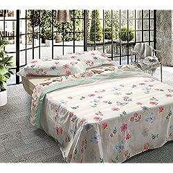 Iceberg juego de sábanas Botanical cama 180 cm