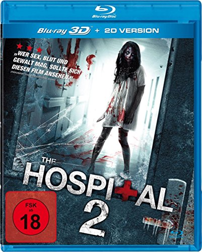 Bild von The Hospital 2  (inkl. 2D-Version) [3D Blu-ray]