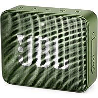 مكبر صوت محمول يعمل بتقنية البلوتوث من جي بي ال جو2- لون اخضر, JBLGo2Mgn