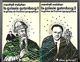 La galaxie Gutenberg 1 et 2