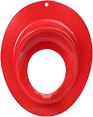Ehomekart Toilet Potty Seat Cover, Red