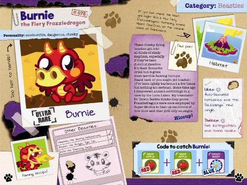 Image of Moshi Monsters: The Moshling Collector's Guide