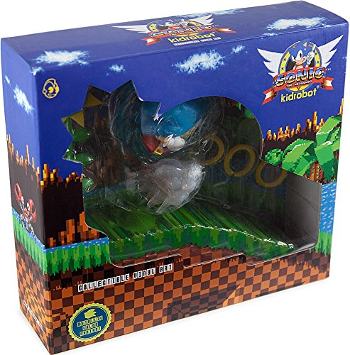 Import Europe - Figura Sonic The Hedgehog Vinilo Christmas Island