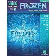 Violin Play-Along Volume 48: Frozen (Buch&CD)