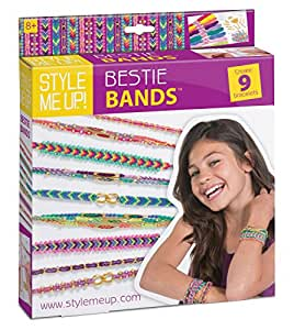 Style me up 601 - Bestie Bands - Regular Box, Kreativset Freundschaftsbänder