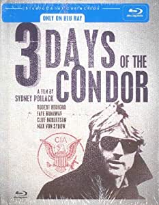 3 Days of the Condor [ Blu-Ray ] [ 1975 ]