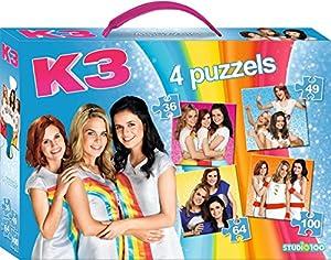 Studio 100 MEK3N0000570 Puzzle Puzzle - Rompecabezas (Puzzle Rompecabezas, Televisión/películas, Niños, Chica, 3 año(s), 10 año(s))