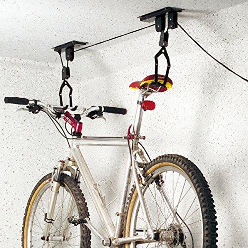 Torrex 30170 Bike Lift bis zu 20Kg Tragkraft TÜV/GS geprüft (1 Stück Bike Lift)