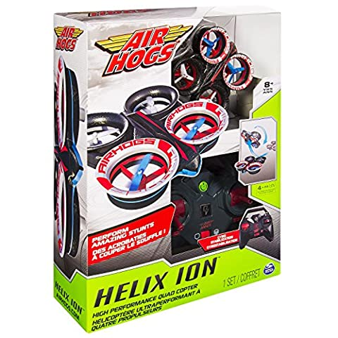 Spin Master 6026518 – Air Hogs – Helix Li-Ion Drone – Mini Drone