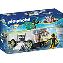 Playmobil 6692 - Techno Chamäleon mit Agent Gene