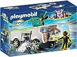 Playmobil 6692 Techno Chamäleon mit Agent Gene