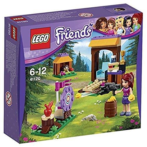 Abenteuercamp Bogenschießen (Lego Friends Köpfe)