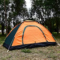 Auntwhale 2-3 Person Camping Tent Automatic Pop Up Waterproof Tent Sun Shelters with Carry Bag for Picnic, Hiking, Fishing, Outdoor
