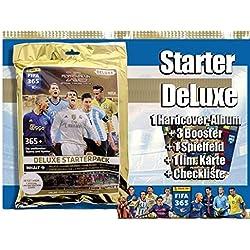 Panini FIFA 365 Deluxe Starterpack Adrenalyn - Tapa dura álbum colección