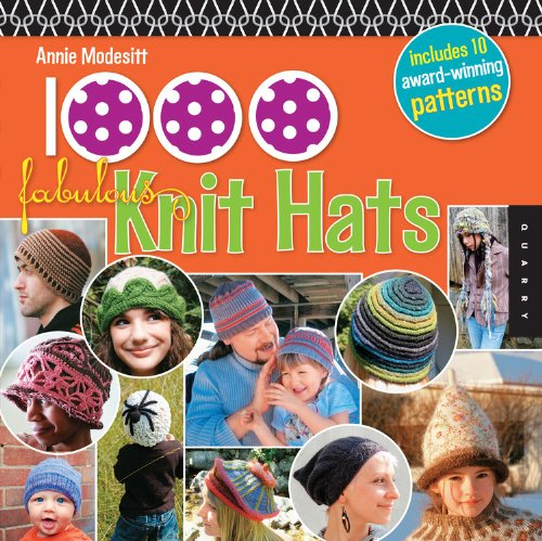 Kostüm Annie Adult - 1,000 Fabulous Knit Hats