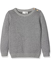 NAME IT Jungen Pullover Nitdisan Ls Knit Oneck M Mini