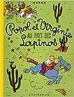 Popol et Virginie au pays des Lapinos - Edition fac-similé en couleurs