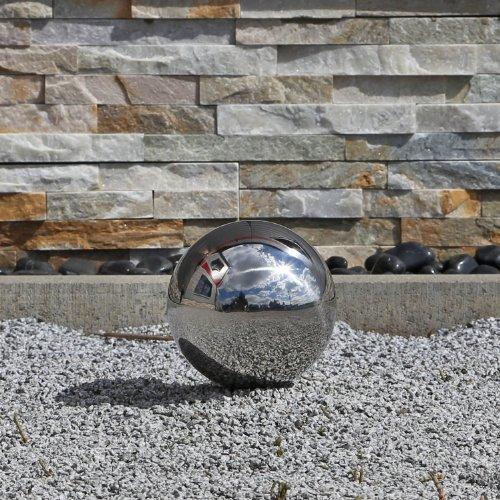 CLGarden En acier inoxydable 15 cm 15cm raccords en acier inoxydable pour le jardin