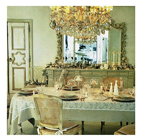 tovaglia tavolo 12 posti linea elegance