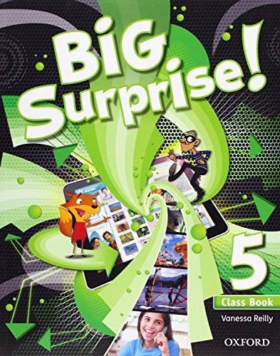 Big Surprise! 5 Class Book