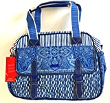 Oilily Baby Bag Blue Wickeltasche OES3235-512
