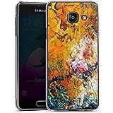 Samsung Galaxy A3 (2016) Housse Étui Protection Coque Peinture à l'huile Peinture Motif