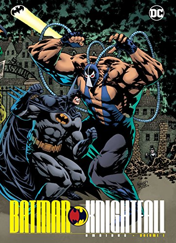 Batman: Knightfall Omnibus Vol. 1 -