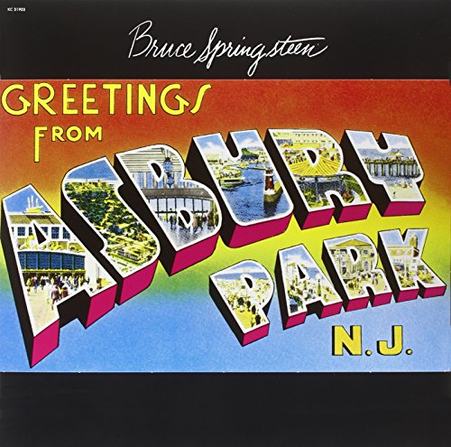 Greetings From Ashbury Park, N.J.