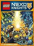 Blue Ocean - LEGO Nexo Knights - Sammelsticker - Alben/Tüten/Display (Album)