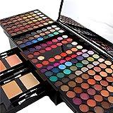 180 Farben Mineral Eye Shadow, 2 Farben Blush, 2 Color Concealer, 6 Color Augenbrauen Bleistift, 1 Eyeliner, Make-up Artist Special Make-up Set , south beauty 004n