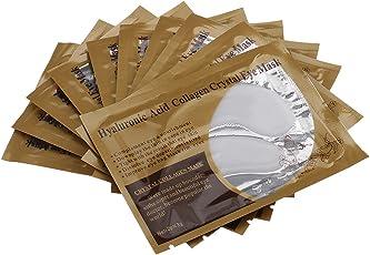 Segolike 10Pairs Crystal Collagen Eye Mask Reduce Eye Wrinkles Bags and Dark Circles Beauty Eye Skin Care Tool