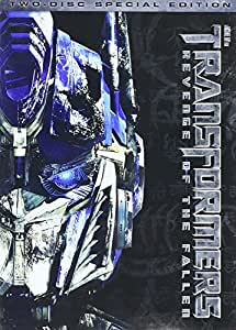 Transformers 2: Revenge Of The Fallen Exclusive Big Screen IMAX Edition 2-Disc Special Collector's Edition Widescreen DVD Featuring The Biggest On-screen Picture Available (2009)