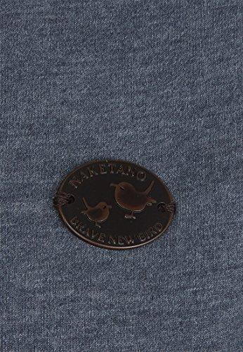 Naketano Female Dress Valla Billa II Grau