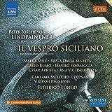 Il Vespro Siciliano, Opéra en quatre actes