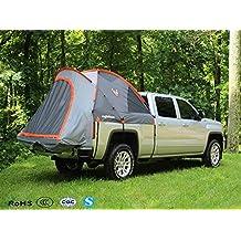 Geroeu SUV azul/gris para Truck Carpa tienda de campaña con pantalla habitación,Compact corto cama camión tienda