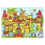Goki 57617 - Puzzle - Ritterburg
